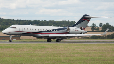 N3PC - Bombardier BD-700-1A10 Global Express - Private