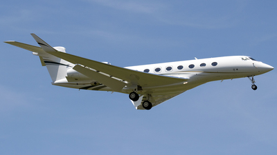 N344AP - Gulfstream G650ER - Private