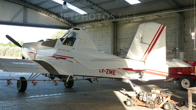 LV-ZME - Ayres S2R-G1 Turbo Thrush - Private