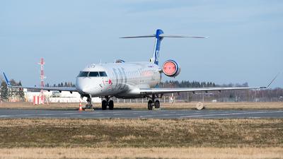 A picture of ESACJ - Mitsubishi CRJ900LR - [15250] - © Jevgeni Ivanov