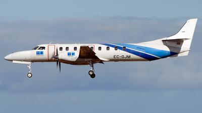 EC-GJM - Fairchild SA227-BC Metro III - Top Fly
