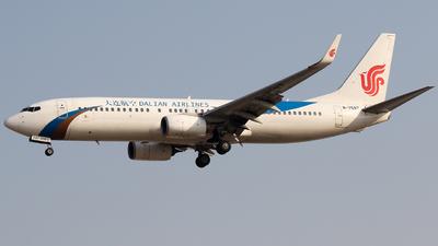 B-7597 - Boeing 737-89L - Dalian Airlines