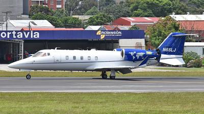 N65LJ - Bombardier Learjet 60 - Private