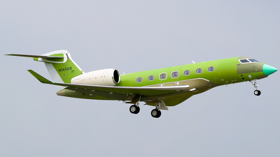 N565GS - Gulfstream G500 - Gulfstream Aerospace