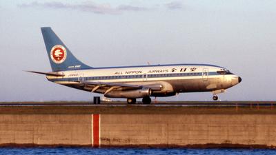 JA8410 - Boeing 737-281 - All Nippon Airways (ANA)