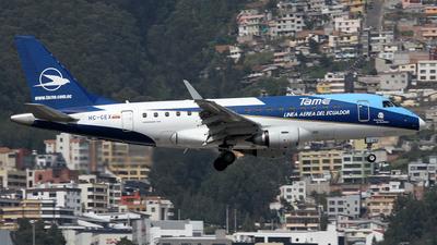 HC-CEX - Embraer 170-100LR - TAME Ecuador