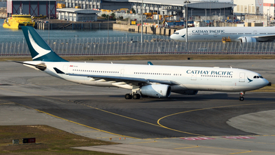 A picture of BLAM - Airbus A330343 - Cathay Pacific - © Alvin Ho - AHKGAP