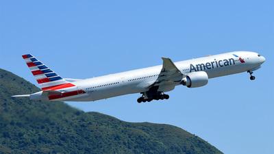 N728AN - Boeing 777-323ER - American Airlines