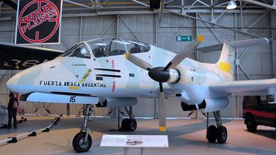 A-515 - FMA IA-58A Pucará - Argentina - Air Force