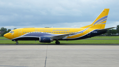 F-GZTB - Boeing 737-33V(QC)  - Europe Airpost