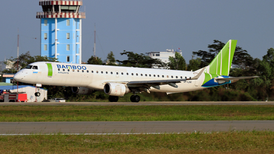 A picture of SPLNI - Embraer E195LR - Bamboo Airways - © photogiap