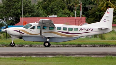PK-ASA - Cessna 208A Cargomaster - Alfa Air