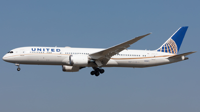 A picture of N29971 - Boeing 7879 Dreamliner - United Airlines - © Sierra Aviation Photography