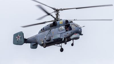 RF-34171 - Kamov Ka-27PL Helix A - Russia - Navy