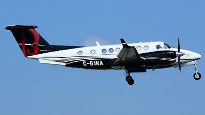 C-GJKA - Beechcraft B300 King Air 350 - Chrono Aviation