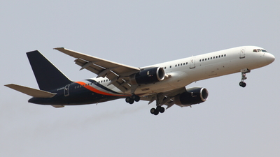 A picture of GZAPX - Boeing 757256 - Titan Airways - © Sander in West-Africa