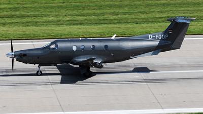 D-FQDP - Pilatus PC-12/47E - Private