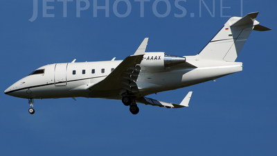 D-AAAX - Bombardier CL-600-2B16 Challenger 604 - Air Independence