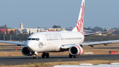 A picture of VHYFN - Boeing 7378FE - Virgin Australia - © Andrew Wu