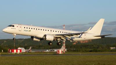 VP-BZI - Embraer 190-100LR - Ikar