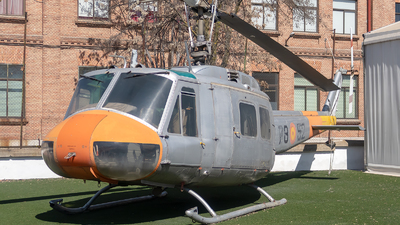 HE.10B-39 - Bell UH-1H Iroquois - Spain - Air Force