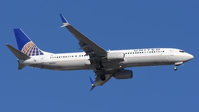 N66841 - Boeing 737-924ER - United Airlines