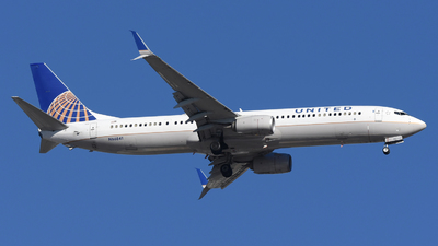 A picture of N66841 - Boeing 737924(ER) - United Airlines - © DJ Reed - OPShots Photo Team