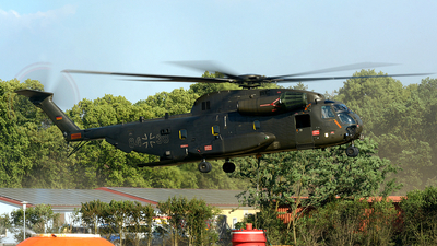 84-38 - Sikorsky CH-53GA - Germany - Air Force