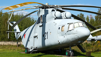 21 - Mil Mi-26 Halo - Soviet Union - Air Force