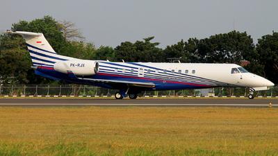 PK-RJX - Embraer ERJ-135BJ Legacy 650 - Premiair