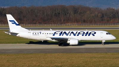 OH-LKG - Embraer 190-100IGW - Finnair