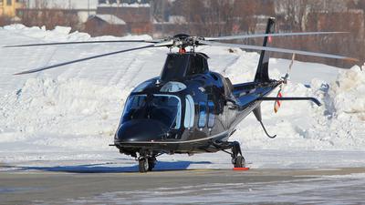 HB-ZPX - Agusta-Westland AW-109SP - Heli Bernina