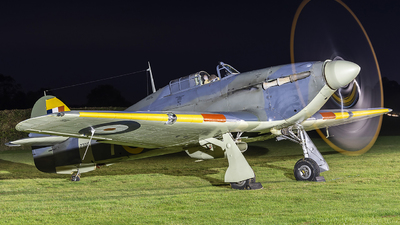 Z7015 - Hawker Sea Hurricane Mk.IB - Private