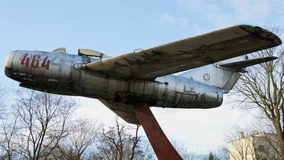 464 - Mikoyan-Gurevich MiG-15bis Fagot - Poland - Air Force