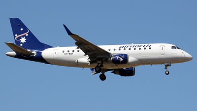 VH-ANF - Embraer 170-100LR - Air North