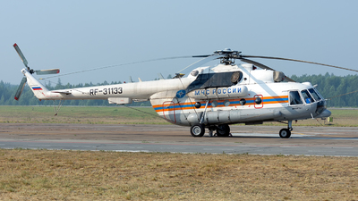 RF-31133 - Mil Mi-8MTV-1 - Russia - Ministry for Emergency Situations (MChS)