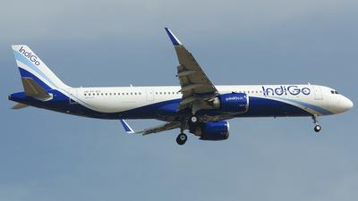 A picture of VTILC - Airbus A321251NX - IndiGo - © Sreenivas.S
