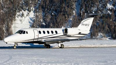 A picture of PHMYX - Cessna 650 Citation VII - JetNetherlands - © Dominik Kauer