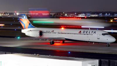 N997AT - Boeing 717-2BD - Delta Air Lines