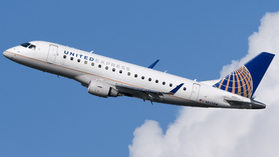 N855RW - Embraer 170-100SE - United Express (Republic Airlines)