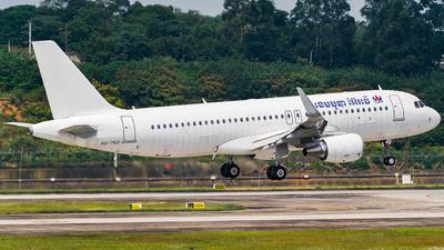 XU-762 - Airbus A320-214 - Cambodia Airways
