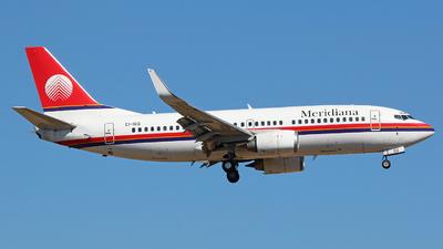 EI-IGS - Boeing 737-36N - Meridiana