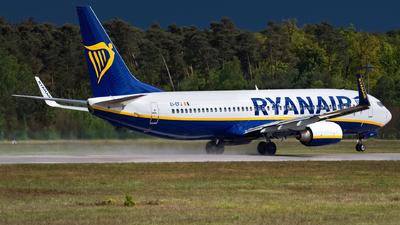 EI-EFJ - Boeing 737-8AS - Ryanair