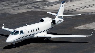 N67KP - Gulfstream G150 - Private