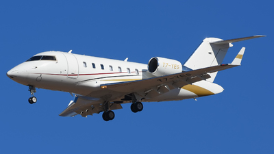 T7-YES - Bombardier CL-600-2B16 Challenger 605 - Private