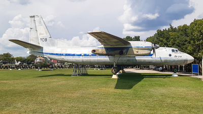 908 - Antonov An-24V - Hungary - Air Force