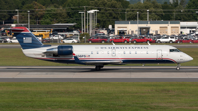 N206PS - Bombardier CRJ-200ER - US Airways Express (PSA Airlines)
