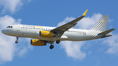 EC-MGE - Airbus A320-232 - Vueling