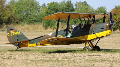 D-EXMM - De Havilland DH-82A Tiger Moth - Private