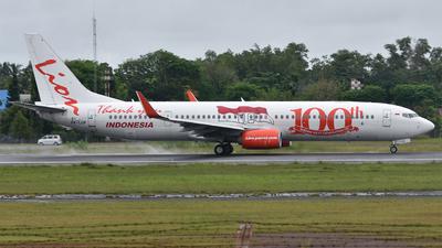 A picture of PKLOF - Boeing 7379GP(ER) - Lion Air - © Adhe Bhisma Chendikia